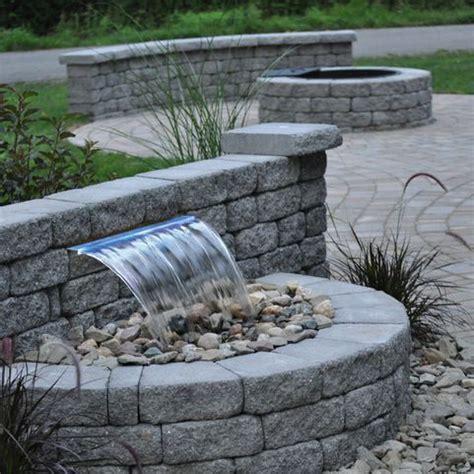 formal spillways  atlantic water gardens   ponds