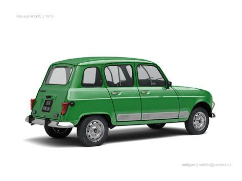 renault green 100 renault 4 renault 4 gendarmerie u00271974