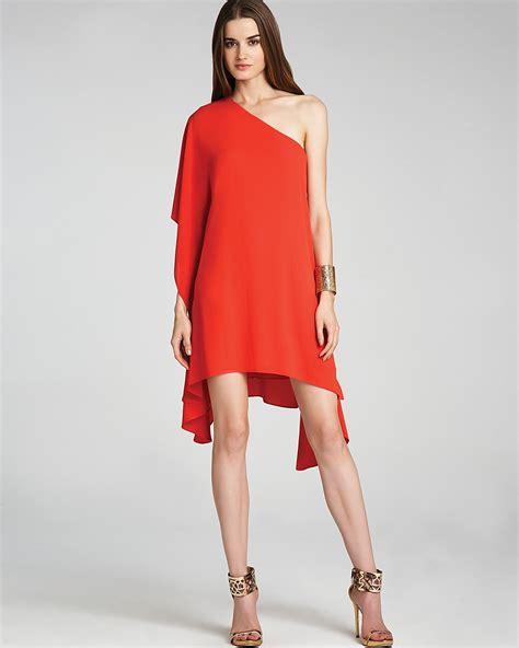 Side Drape Dress - bcbgmaxazria dress alana side drape bloomingdale s