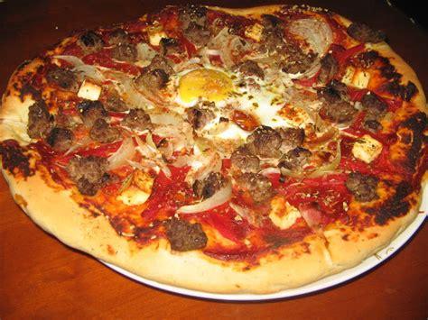 recette de pate a pizza rapide la tambouille de la mu la p 226 te 224 pizza du tonnerre hyper simple et rapide de la mu