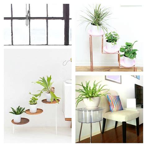 meuble pour plantes d intérieur porte plante et support pot de fleur int 233 rieur de style moderne