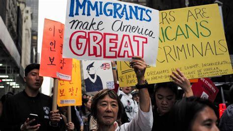 Trump's Immigration Proposals Threaten 'dreamers' Deal