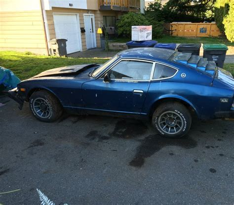 1977 Datsun 280z Parts by 1977 Datsun 280z Manual For Sale In Surrey Columbia