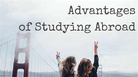 cons of studying in china advantages of studying abroad in college