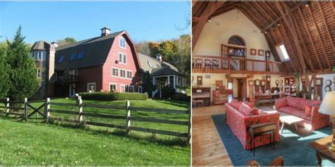 Converted Barn Home From 1900