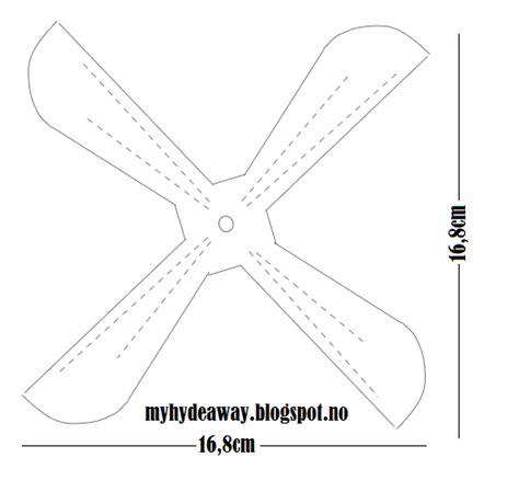 paper helicopter template my craft and garden tales template for a paper helicopter