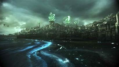Valhalla Fantasy Final Xiii Wallpapers Universe Locations