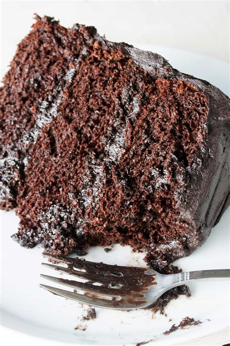 what makes a cake moist the most amazing chocolate cake thestayathomechef com
