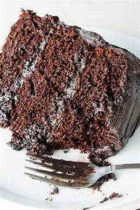 The Most Amazing Chocolate Cake - thestayathomechef.com