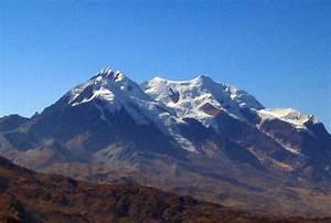 Bolivia mountains and peaks • peakery