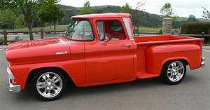 1961 Chevrolet C10 Stepside Custom Hot Rod V8 Automatic Truck For Sale In Castro Valley