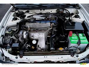 1998 Toyota Celica Gt Hatchback Engine Photos