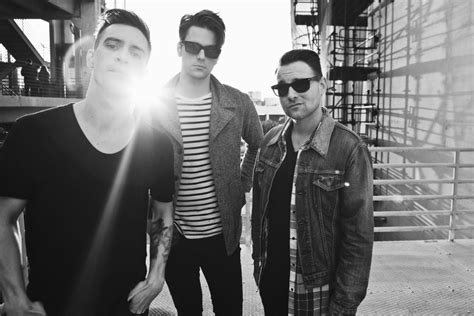 Behind The Scenes With Panic! At The