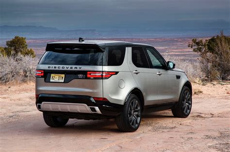 land rover 2017 land rover discovery review photos caradvice