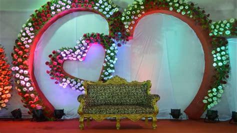stage decoration ideas  wedding flower decoration