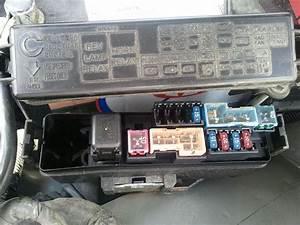 05 Infiniti G35 Fuse Box