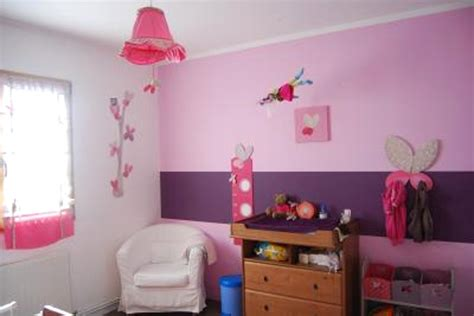 41 deco chambre fille 3 ans idees