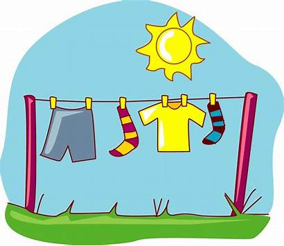 Clip Changing Clipart Clothing Cliparts Library Laundry