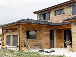 constructeur maison bois aquitaine maison moderne With awesome maison en 3d gratuit 4 construction maison reunion accueil