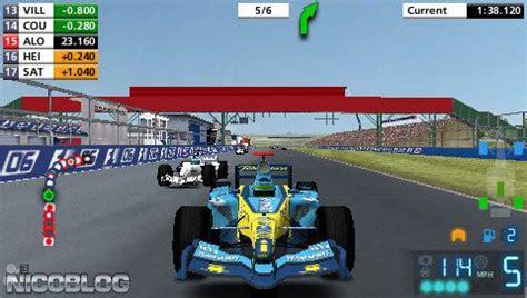 Formula 1 06 - Download Game PSP PPSSPP PSVITA Free