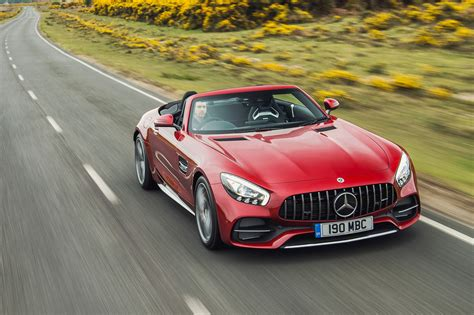 mercedes amg gt  roadster  uk road test review