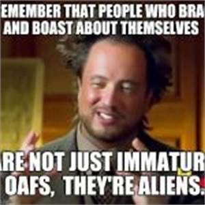 ancient aliens blank meme template imgflip With ancient aliens template