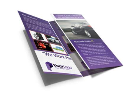 Accordion Fold Brochures 11x17 Digital Print And Signs High Quality Brochure Printing Custom Printed Brochures