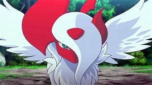 Mega Absol Shiny Anime - YouTube