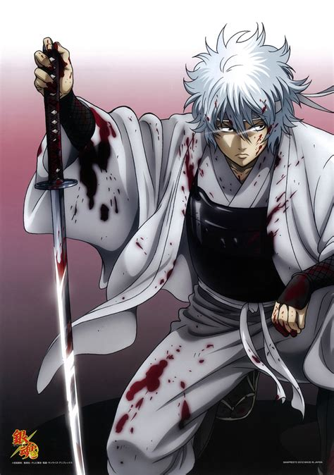 shiroyasha sakata gintoki mobile wallpaper