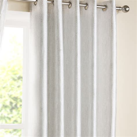 silvana white designer eyelet curtains eyelet curtains