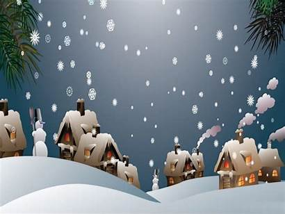 Snowy Christmas Animated Snow Backgrounds Iphone Wallpapers