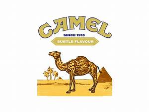 Camel Cigarette Vector Logo - COMMERCIAL LOGOS - Industry ...