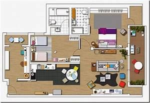 Planimetrie Appartamenti 120 Mq