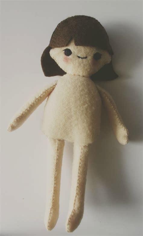 doll diaries chapter  making hikari  felt doll