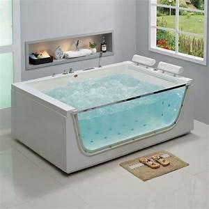Baignoire Pour Deux : 1000 id es sur le th me baignoire balneo 2 places sur ~ Premium-room.com Idées de Décoration