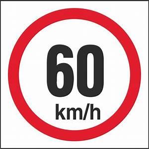 Petition 80 Km H : rus 042 speed limit 60km h regulatory traffic road safety signs ~ Medecine-chirurgie-esthetiques.com Avis de Voitures