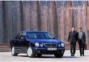Mercedes W210 Fiche Technique : mercedes benz e 220 w210 cdi avantgarde 1999 2001 auto katalogas ~ Medecine-chirurgie-esthetiques.com Avis de Voitures