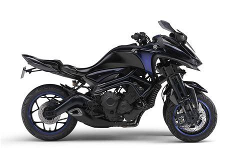 2018 Yamaha Mwt-9 Three-wheeler Finally Ready For