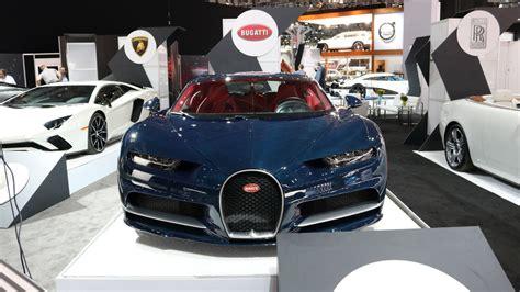 Bugatti chiron specs the la maison pur sang. America Ruined The Bugatti Chiron With These Bumper Pads