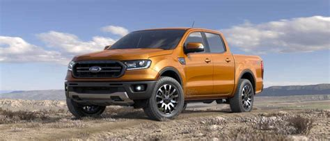 New 2019 Ford Ranger Midsize Pickup Truck