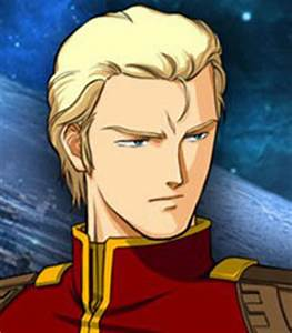 Voice Of Char Aznable - Mobile Suit Gundam | Behind The ...
