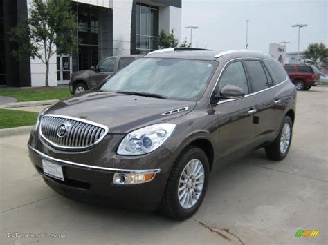 Buick Enclave Colors by 2011 Cocoa Metallic Buick Enclave Cx 35283521 Gtcarlot