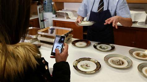 les cuisines de l elysee les 233 l 232 ves de cap cuisine de sannois visitent l 201 lys 233 e h 244 tellerie restauration