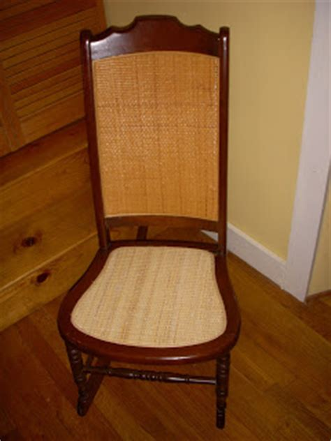 Still With Chair Caning Materials by Chair Caning Service
