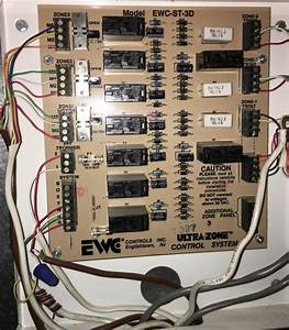 Rth8500 Wiring O And B Terminals - Hvac
