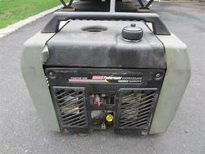 Coleman Powermate 1850 Portable Generator For Sale