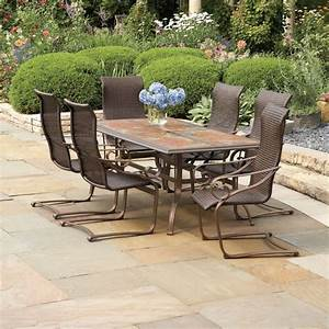Beautiful home depot outdoor furniture clearance on for Clearance patio furniture sets home depot