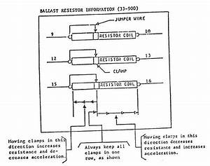 Sample Ballast Resistor Diagram