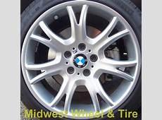 BMW X3 59567S OEM Wheel 36113417268 OEM Original Alloy