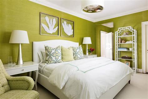 Sea Green Bedroom Walls Design Ideas